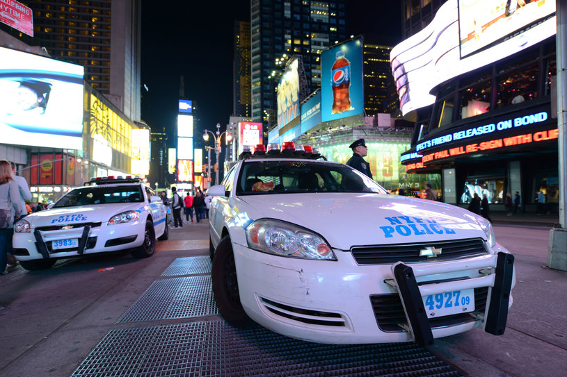 Nowojorska policja, zdj, ilustracyjne /123RF/PICSEL