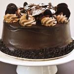 Noworoczny tort Marty Grycan