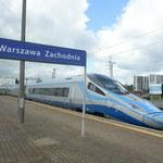 Nowość na skalę europejską - większe bezpieczeństwo pociągów pendolino