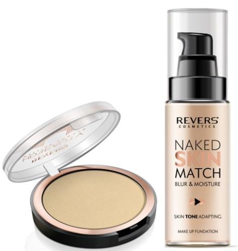 Nowości do makijażu od marki Revers /materiały prasowe
