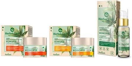 Nowości konopne od Herbal Care /INTERIA.PL/materiały prasowe