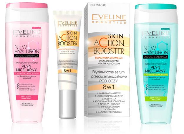 Nowości kosmetyczne od Eveline /materiały prasowe