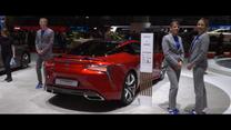 Nowości Lexusa na salonie w Genewie 2019