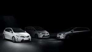Nowości Toyoty w Paryżu