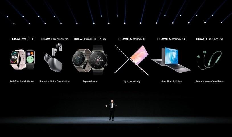 Nowości zaprezentowano podczas Huawei Developer Conference 2020 /materiały prasowe