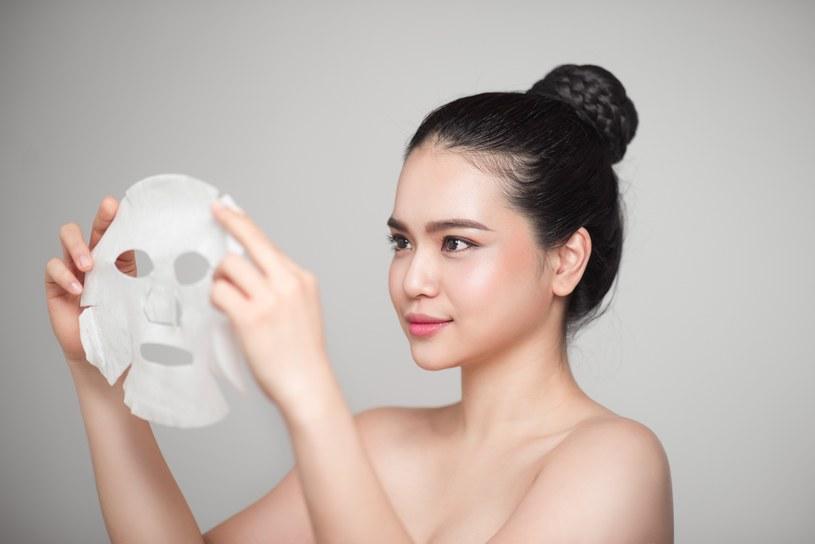 Nowością, która zwróciła oczy Polek na produkty z Azji, jest przede wszystkim unikalna maska na tkaninie /materiały prasowe