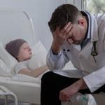 Nowotwór może pojawić się nagle u każdego, także dziecka
