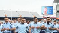 Nowozelandzki funkcjonariusz zginął na służbie. Pożegnano go tradycyjną haką