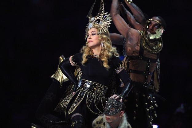 Nowy album Madonny ukaże się w marcu - fot. Christopher Polk /Getty Images/Flash Press Media