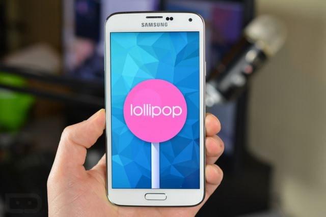 Nowy Android niedługo także w wersji dla Galaxy S5? /materiały prasowe