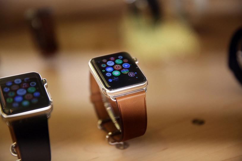 Nowy Apple Watch będzie miał premierę w marcu 2016 r. /AFP