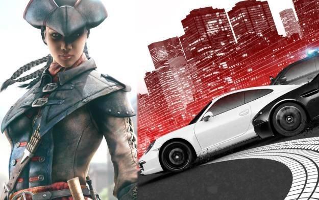 Nowy Assassin's Creed i Need for Speed - właściciele konsol PS Vita nie powinni  się nudzić /