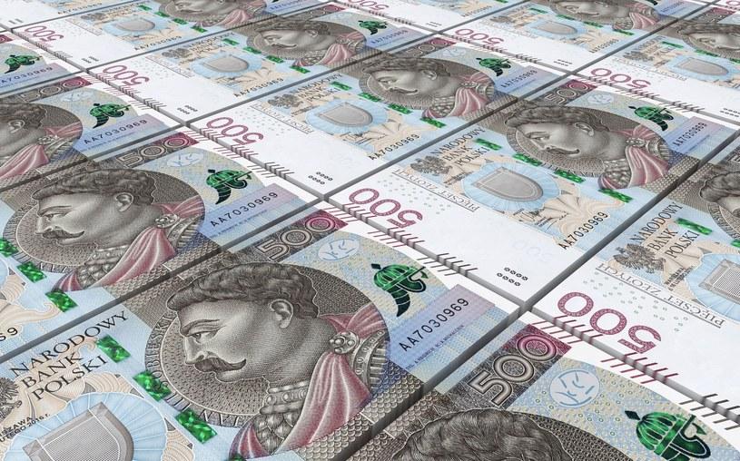 Nowy banknot 500 zł został wprowadzony do obiegu w lutym 2017 roku /123RF/PICSEL