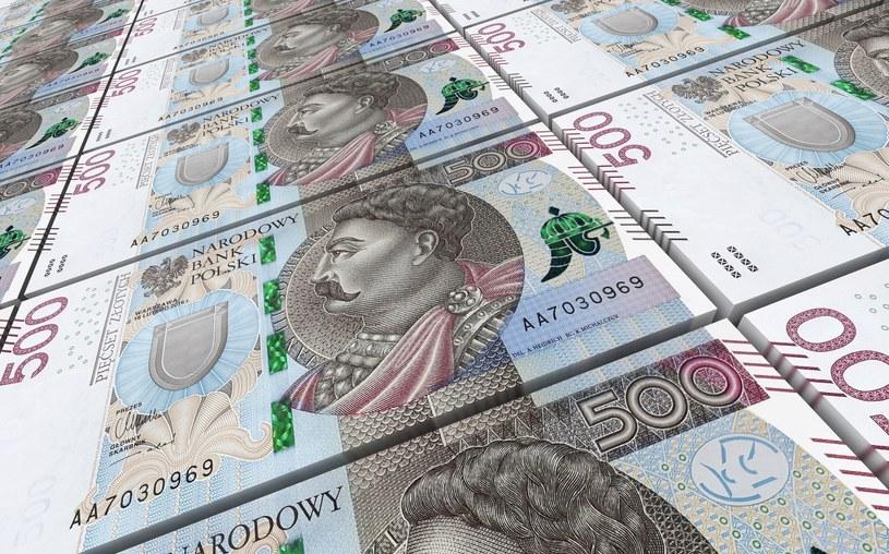Nowy banknot 500 zł /123RF/PICSEL