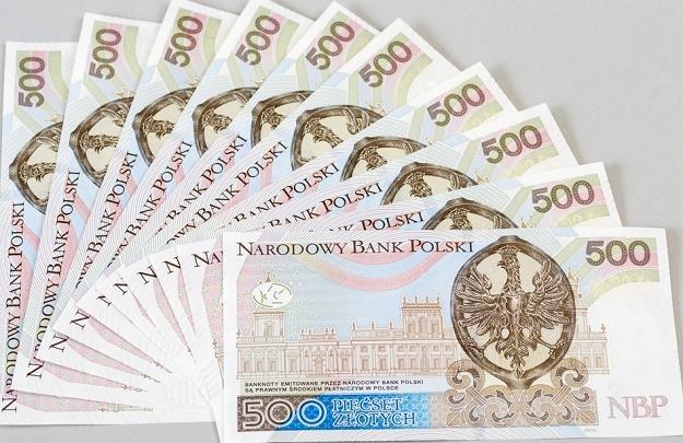 Nowy banknot 500 zł /NBP