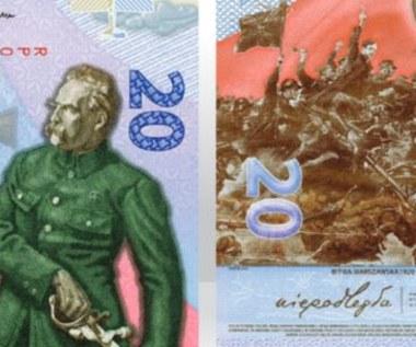 """Nowy banknot kolekcjonerski NBP: """"Bitwa Warszawska 1920"""""""