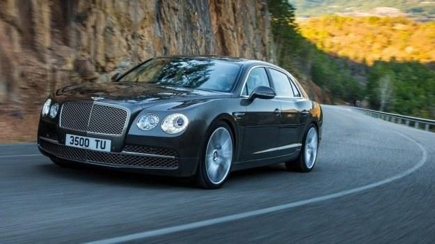 Nowy Bentley Flying Spur /Bentley
