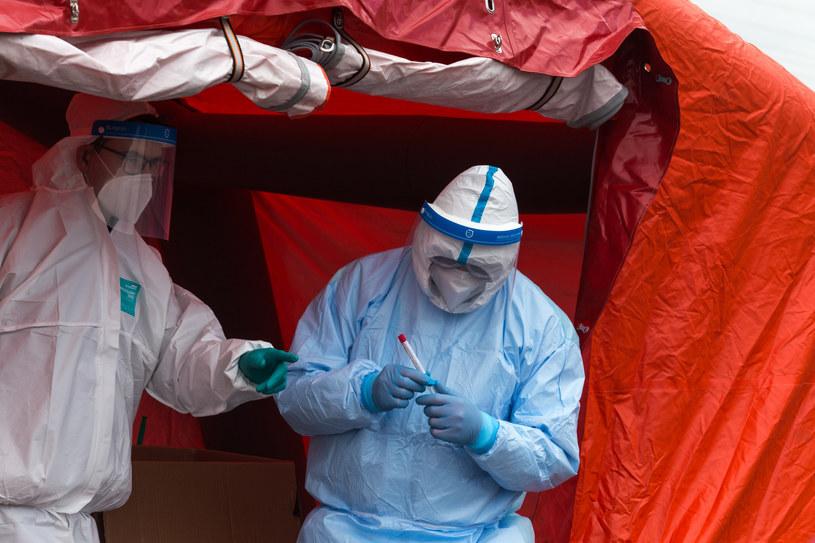 Nowy bilans koronawirusa w Polsce /Dominik Gajda /Reporter