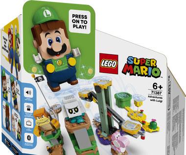 Nowy bohater w świecie LEGO Super Mario! Do serii dołączy Luigi