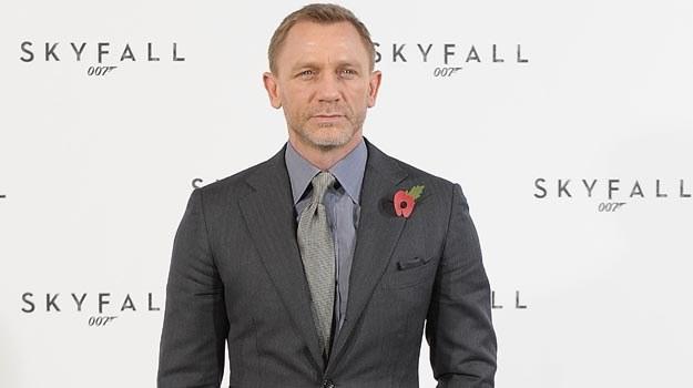 """Nowy"" Bond w ""starym"" garniturze... - fot. Ben Pruchnie /Getty Images/Flash Press Media"