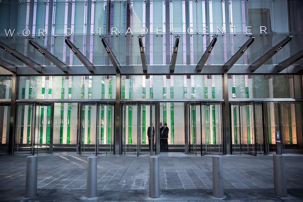 Nowy budynek World Trade Center. Fot. Andrew Burton/Getty Images/AFP /AFP