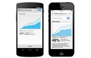 Nowy Chrome dla Androida i iOS zużyje o połowę mniej danych