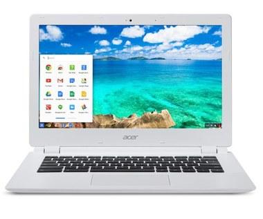 Nowy Chromebook Acera z układem Tegra K1
