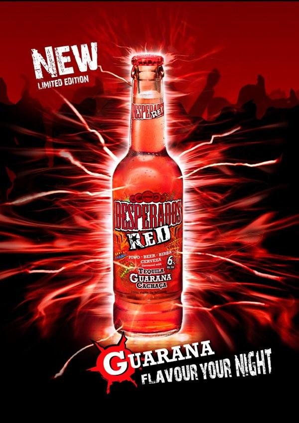 Nowy Desperados Red Impreza O Smaku Guarany Menway W Interia Pl