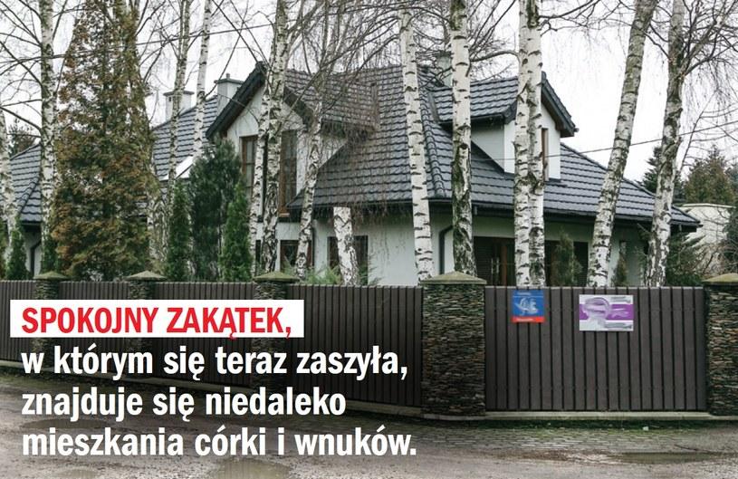 Nowy dom Beaty Kozidrak /Rewia