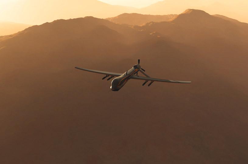Nowy dron USA zadziała w oparciu o sztuczną inteligencję /123RF/PICSEL