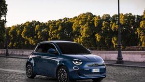 Nowy Fiat 500 hatchback zaprezentowany