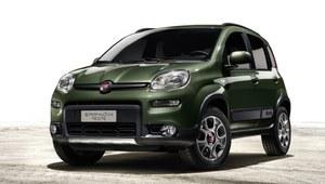 Nowy Fiat Panda 4x4 debiutuje w Paryżu