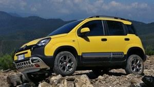 Nowy Fiat Panda Cross od…
