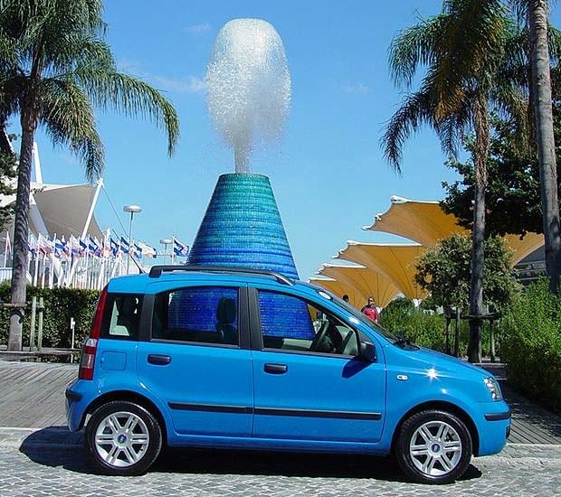 Nowy Fiat Panda (kliknij) /INTERIA.PL