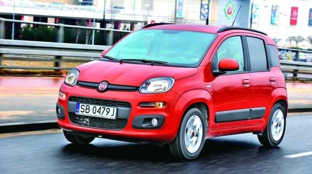 Nowy Fiat Panda powstaje już tylko we włoskiej fabryce Fiata. /Motor