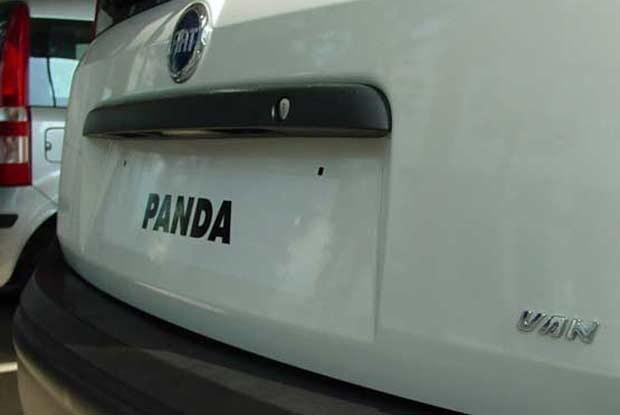 Nowy Fiat panda w wersji ciężarowej / kliknij /INTERIA.PL