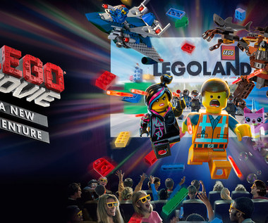 Nowy film LEGO Movie 4D