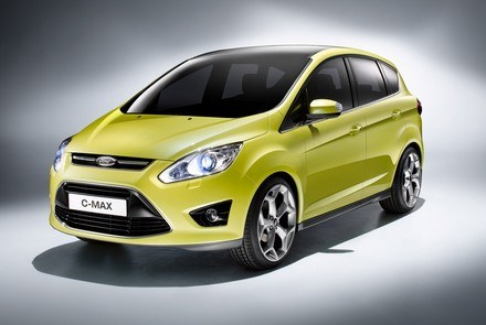 Nowy ford C-max /