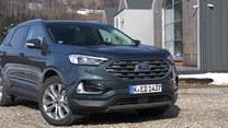 Nowy Ford Edge – gdzie Ameryka spotyka się z Europą