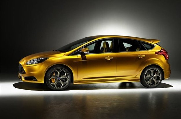 Nowy ford focus ST /
