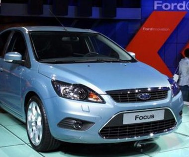 Nowy ford focus!