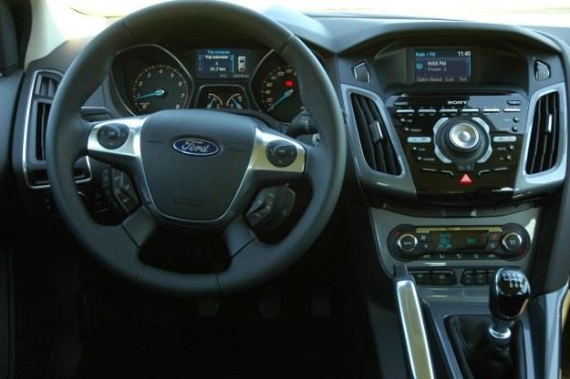 Nowy ford focus /INTERIA.PL