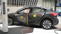Nowy Ford Forcus zdobywa pięć gwiazdek w testach bezpieczeństwa Euro NCAP