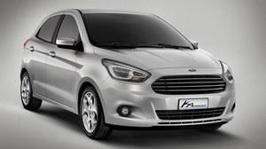 Nowy Ford Ka - zapowiedź