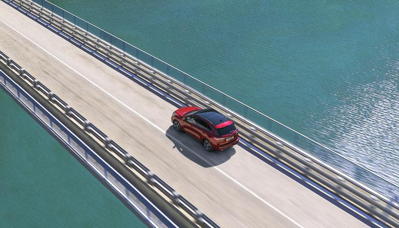Nowy Ford Kuga dostępny jest z trzema rodzajami silników hybrydowych /materiały prasowe