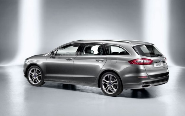 Nowy ford mondeo kombi /