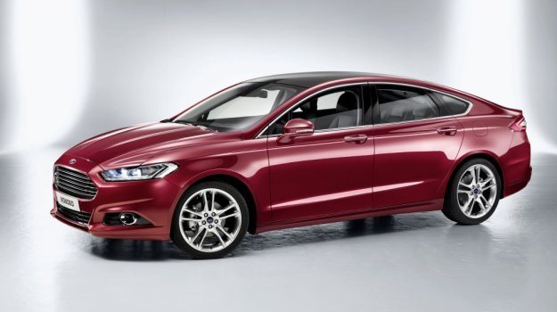 Nowy Ford Mondeo od 89 000 zł /Ford