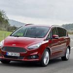 Nowy Ford S-Max wyceniony w Polsce