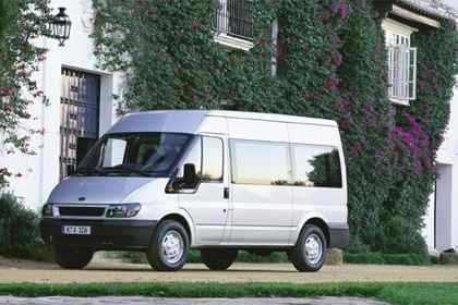 Nowy ford transit /INTERIA.PL