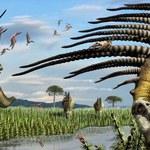 Nowy gatunek dinozaura z imponującym zestawem kolców